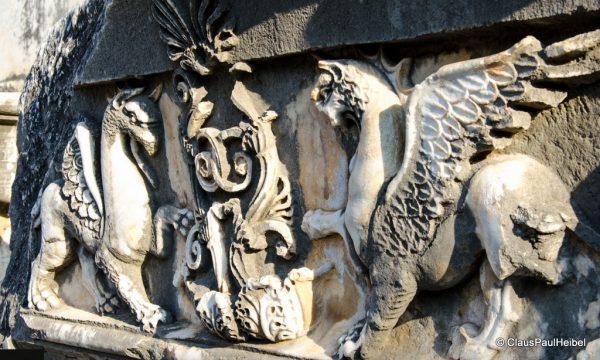 Didim Didyma Antik kenti Apollo Tapınağı