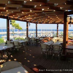 Key-f Bistro Restaurant Didim Marina