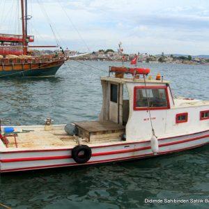 Sahibinden Satılık Balıkçı Teknesi