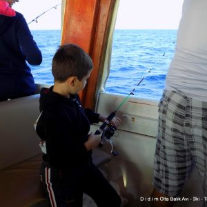 Didim Olta Turu balık avı