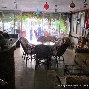 The Wiganer Pub