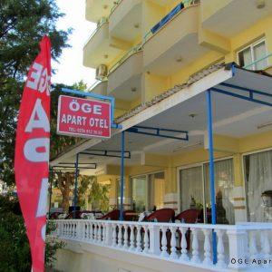 Öge Apart Otel Didim