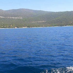 Daily Boat Trip in Akbuk by Boztepe Boat