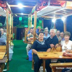 Akbük Limanı Boztepe Balık Ekmek