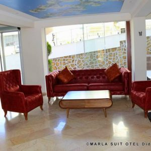 Marla Suit Hotel Altinkum Didim