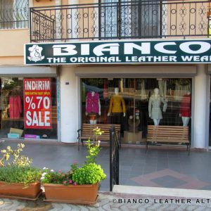 Bianco Leather Wear