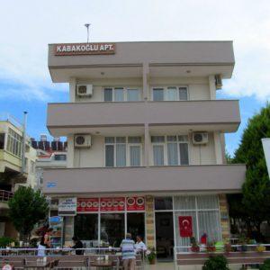 Kapakoglu Apart Hotel Altinkum