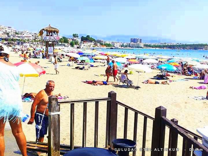 Didim Otel Uludağ Altınkum Plajı